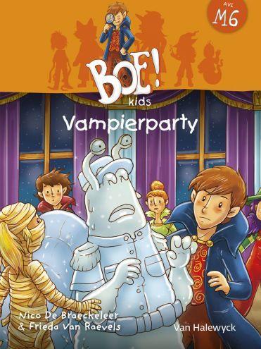 Vampierparty - Nico De Braeckeleer