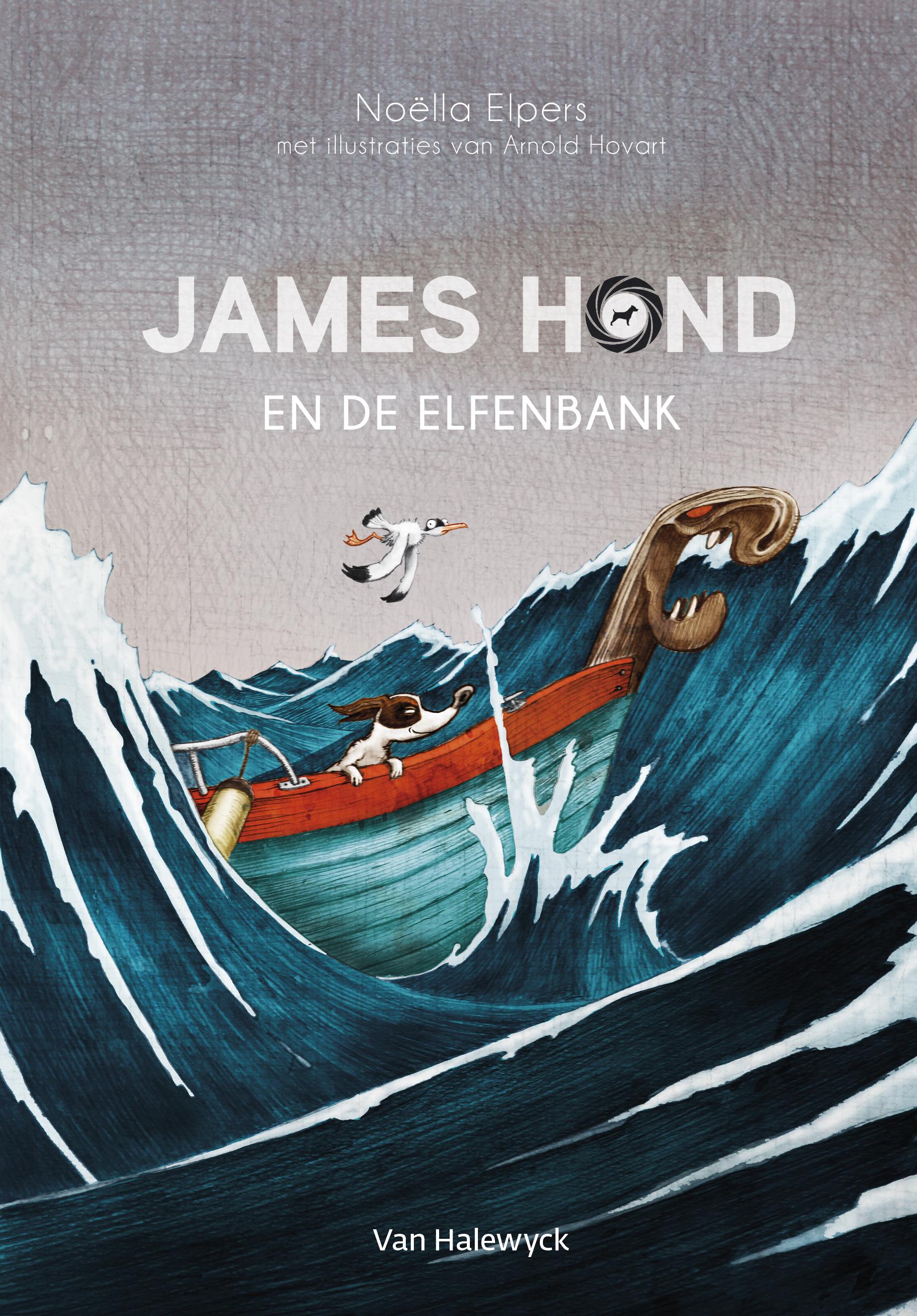 James Hond en de Elfenbank - Noëlla Elpers